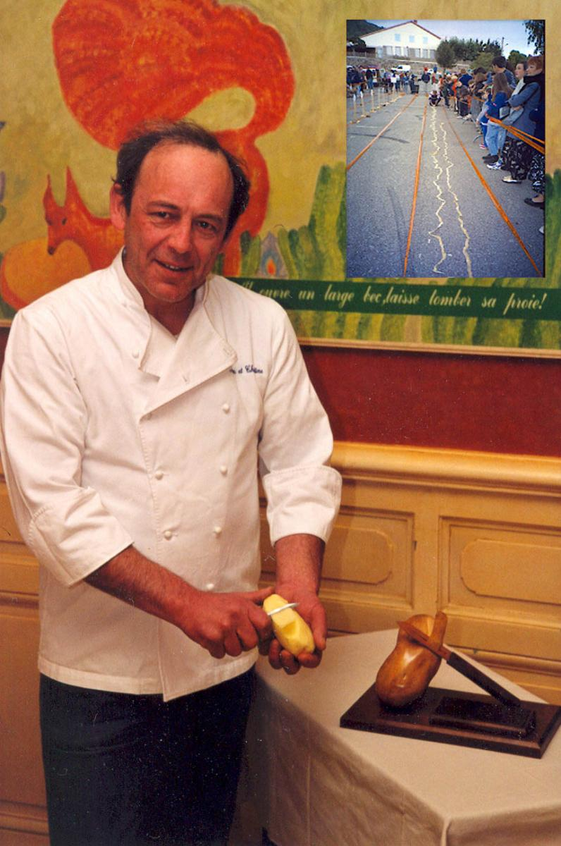 Chef Marc Julliat